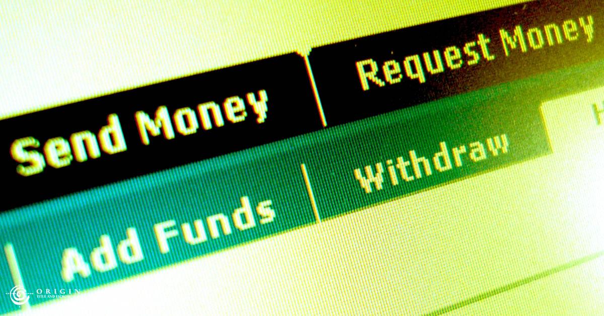Wiring Money Escrow